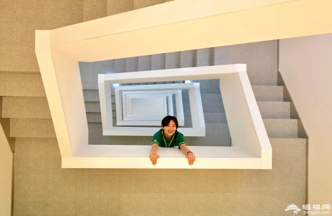 速围观!亚洲最大视错觉艺术展在中央美术学院美术馆开展[墙根网]