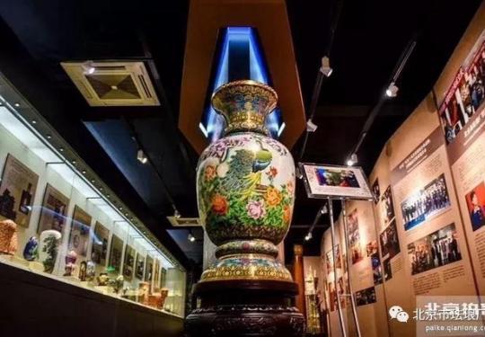 暑期去哪里?!周一至周日北京景泰蓝艺术博物馆欢迎您随时来