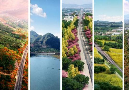 """北京再添一趟""""开往春天的列车""""!串联30余处景点,一站一特色"""