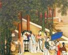 古人七夕怎么过?平民逛庙会,宫中摆宴席,慈禧最爱《天河配》