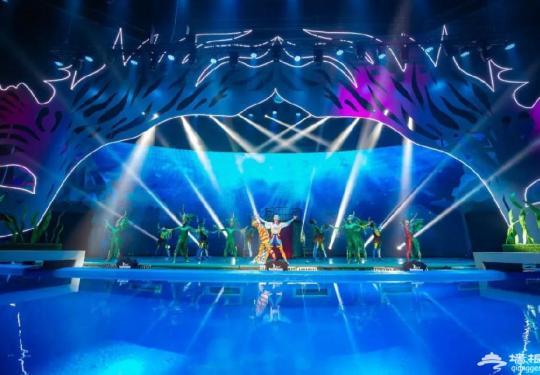 上海海昌海洋公园2019星光夜场门票价格及购票方式