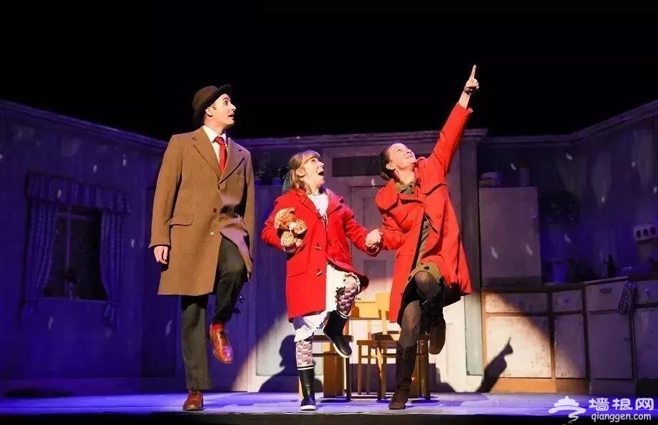 英国伦敦西区原版引进音乐剧《老虎来喝下午茶》10月天桥剧场上演[墙根网]