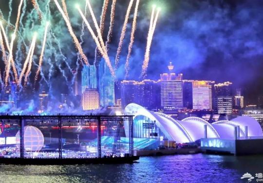 2019青岛海上奇妙夜《梦幻飞舞》时间、地点、门票价格