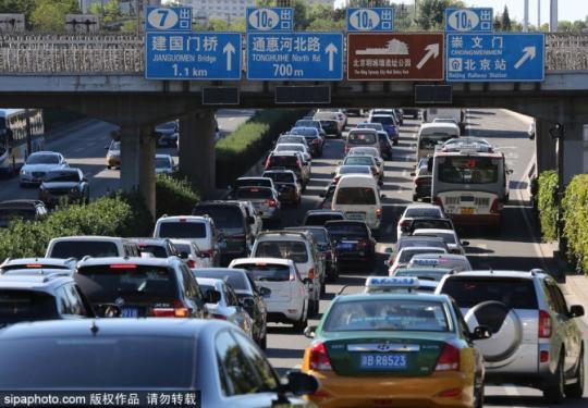 外地游客自驾游北京,如何办进京证?