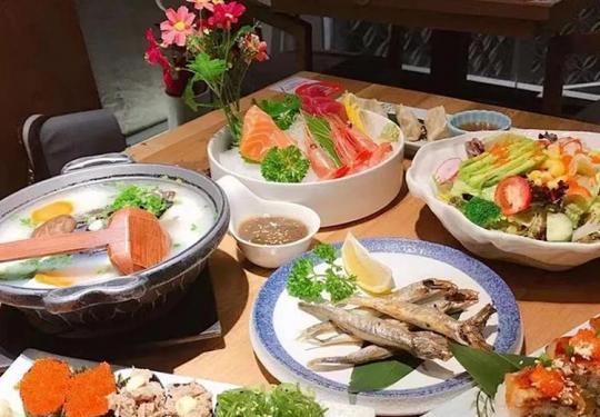 (北京)鳗步日式料理套餐126元(原价272元,除合生汇店与大族店周末不可使用外6店通用)