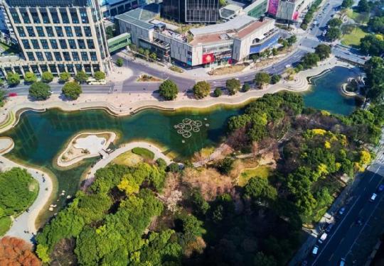 上海新天地周末步行街8月16日起试运营对公众开放