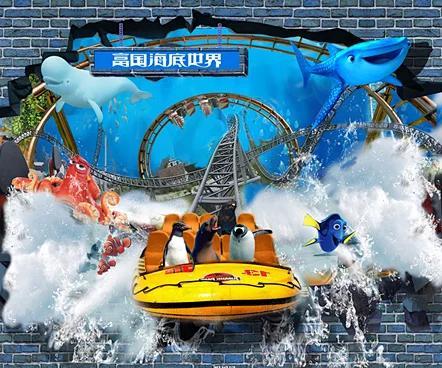 """【朝阳区】39.9元抢富国海底世界1大1小亲子夜场票,搞大事? 北京居然搬来了整个""""海底世界""""!这个夏天就来这浪!"""
