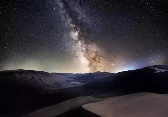 中秋 | 沙漠赏月主题亲子游,夜游沙漠,认识月球,仰望星空