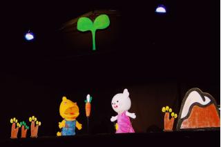 相伴成长、克服困难成长题材,歪歪兔创意亲子剧《迷幻岛大冒险》,家庭票套仅需99元/3张[墙根网]
