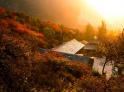 """臥賞紅葉山景——細數北京那些需要提前2個月預訂的""""紅葉民宿"""""""