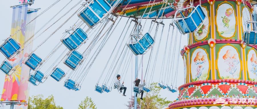 2019北京欢乐谷儿童免费游活动攻略