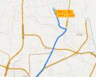 8月10日起顺义祥云小镇夜间接驳专线开通试运行