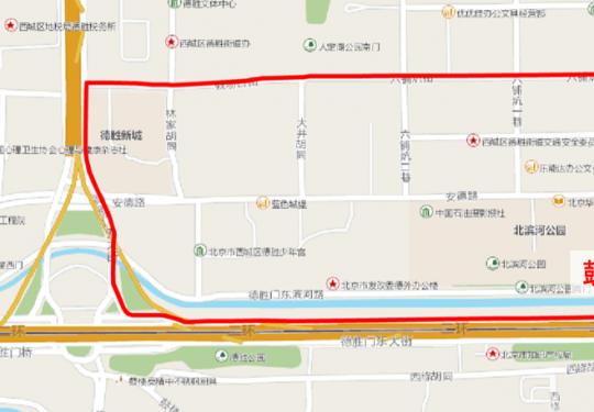 8月30日起北京新开9条公交线路首末站及经过站点