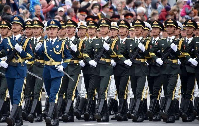 """10月1日閱兵搶先""""知"""",這些部隊將登場受閱[墻根網]"""
