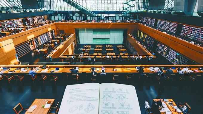 国图三迁馆舍两度更名,如今已是亚洲第一大图书馆,110岁正青春[墙根网]