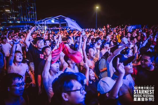 2019天津星巢音乐节时间地点、地点、门票价格、嘉宾阵容[墙根网]
