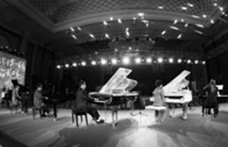 2019上海国际音乐大师艺术节在虹桥商务区开幕
