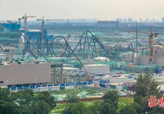 北京环球影城官宣将于2021年开园