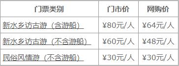 上海朱家角古镇门票价格+交通指南+预约方式+购票方式[墙根网]