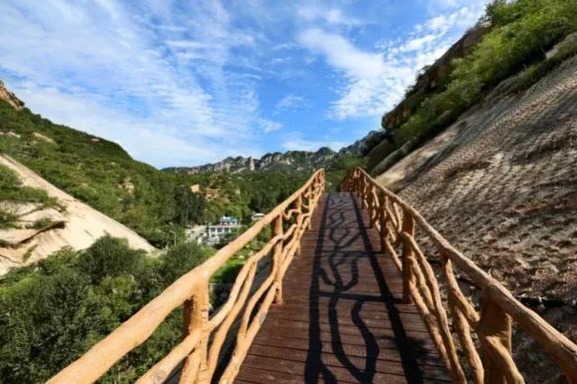 北京入秋啦!这22条休闲步道可欣赏到北京最美秋色[墙根网]