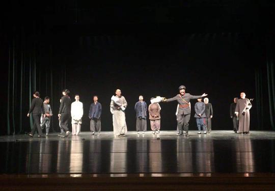 2019話劇《面子問題》北京站時間、地點、門票價格