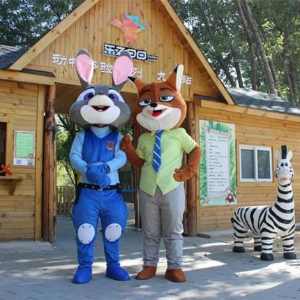 【顺义区】29.9元乐zoo动物体验营一大一小/两大一小特惠套餐