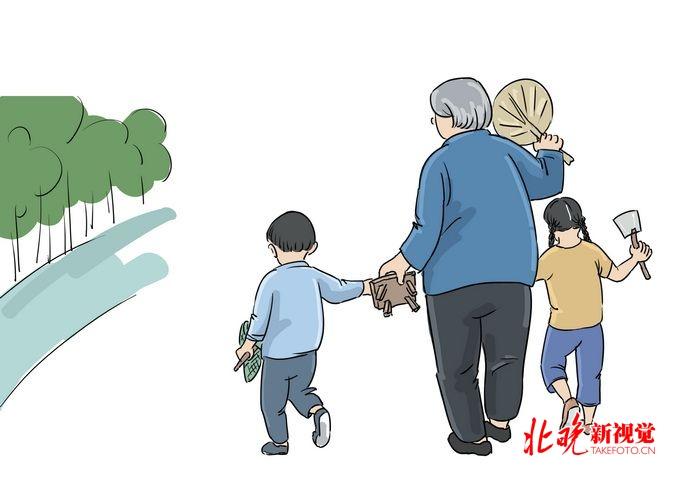 老北京人这样过重阳,其实很多有户口的人都已不记得了[墙根网]