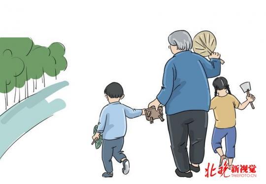 老北京人这样过重阳,其实很多有户口的人都已不记得了