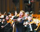 2019第22届北京国际音乐节开幕音乐会盛大上演,格鲁贝罗娃北京首秀