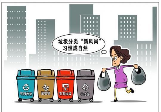 北京垃圾管理條例征意見:個人不按分類投放擬罰200元