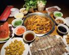 99元抢【蜀山王婆大虾】原价196元的2-3人餐,小锅虾+乌鸡卷+绣球菌+抻面皮……新晋吃虾圣地,撩心又撩胃……