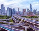 2019进博会上海延安高架及部分道路交通管制