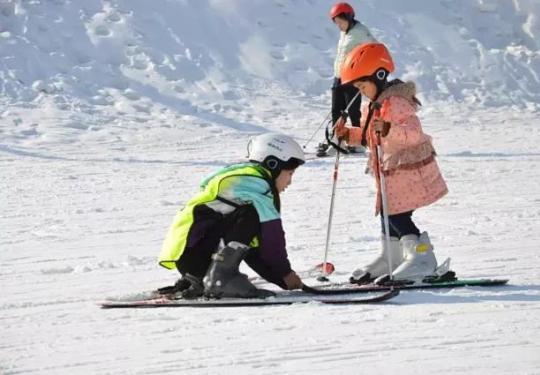 【大兴区】雪都滑雪场--19.9元/单人/平日不限时,11月23日起可用