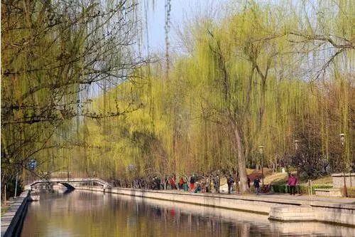 元大都南城墙竟为这座寺院拐了个弯,城墙外的护城河也是弯曲的[墙根网]