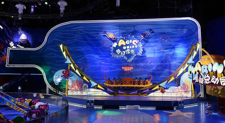 2019-2020北京欢乐谷奇幻灯光节(时间+地点+活动内容)[墙根网]