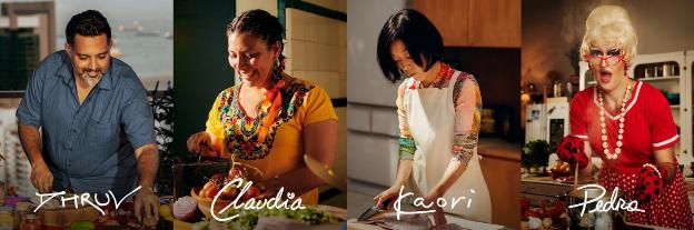 愛彼迎全新推出烹飪體驗,探秘全球傳統獨家美味