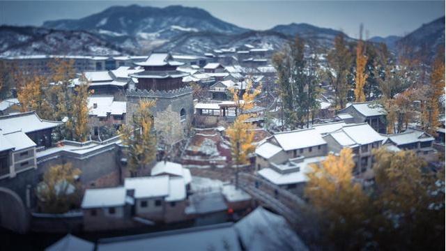 古北水镇第四届北京冰雪文化旅游节即将开启,举家来密欢乐跨年[墙根网]