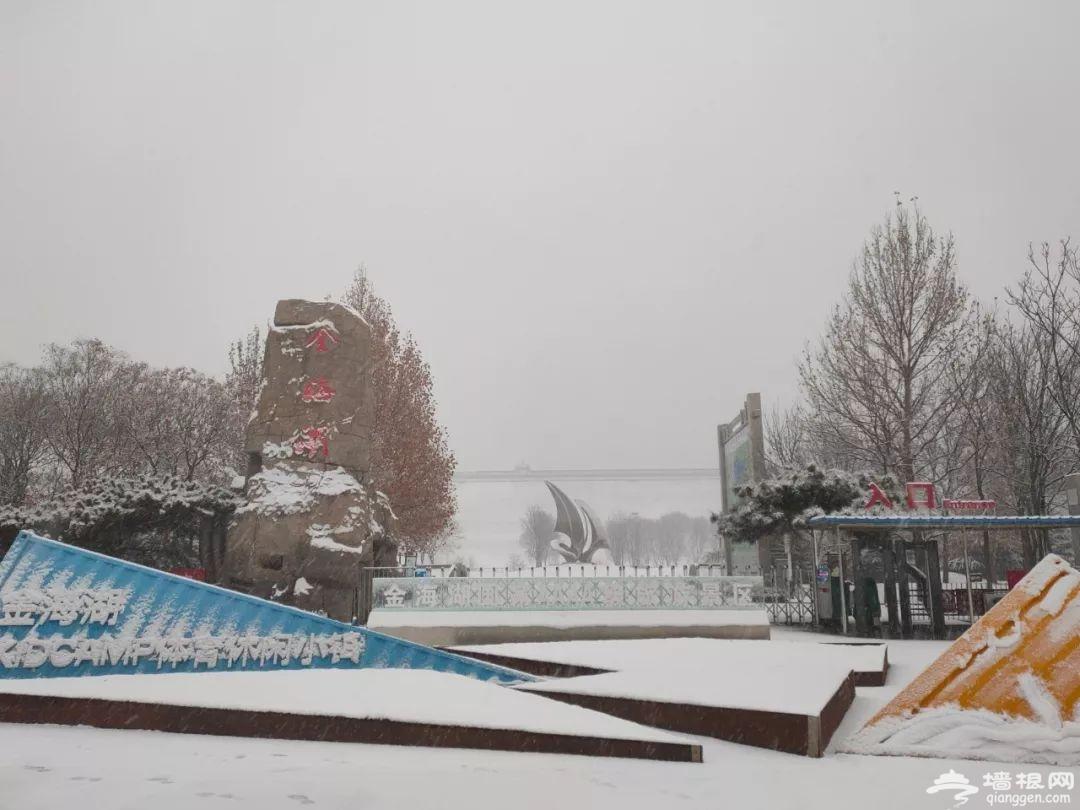 赏雪只知道去故宫?看看京郊雪景有多美!丝毫不逊色[墙根网]