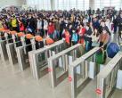 京广高铁10车站试点电子客票,进站、乘车、改签有啥变化?