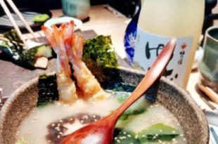 熊本食堂:芒果大蝦壽司、厚切三文魚,都太好吃!