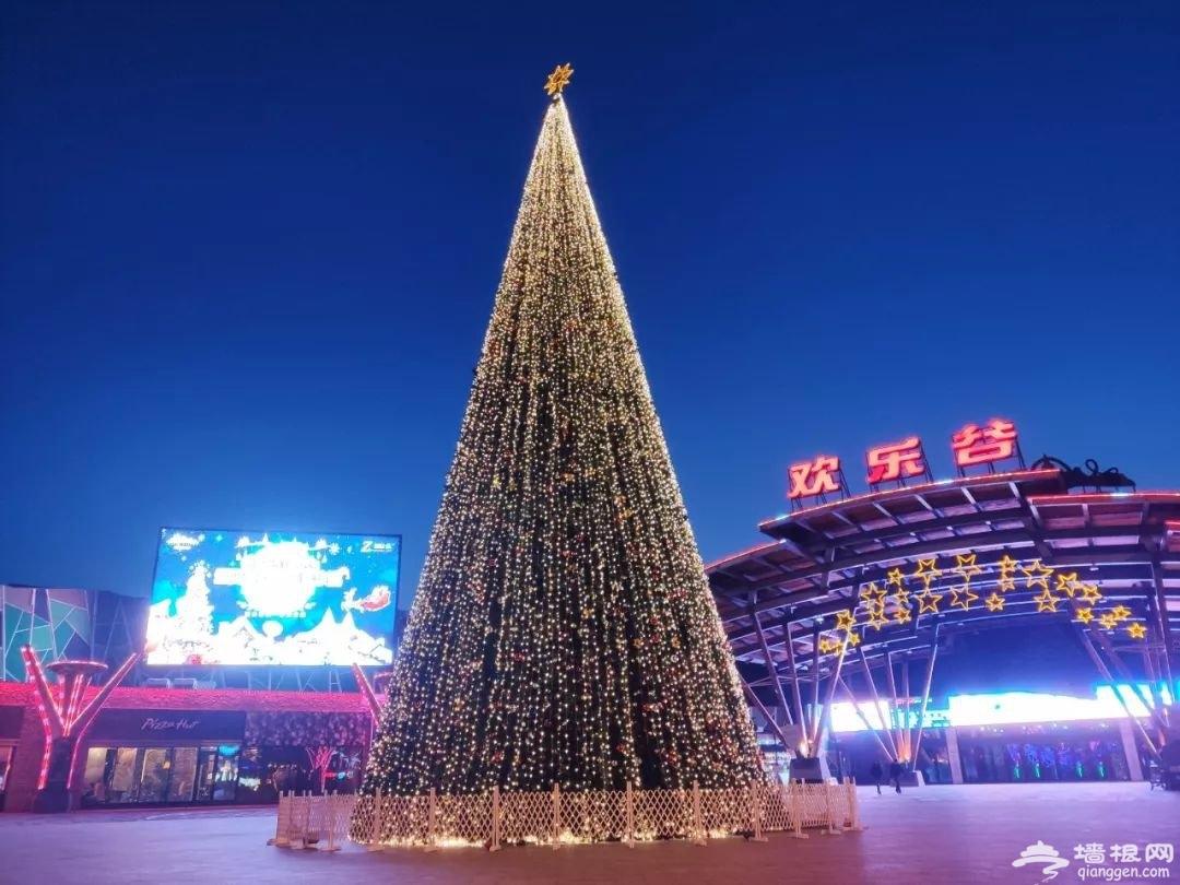 2019天津圣诞小镇游玩攻略(时间+地点+门票)[墙根网]
