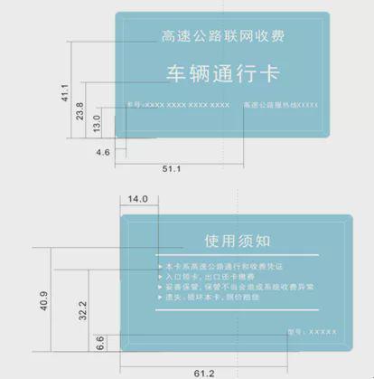 北京1月1日起將全路網高速公路收費站啟用CPC卡