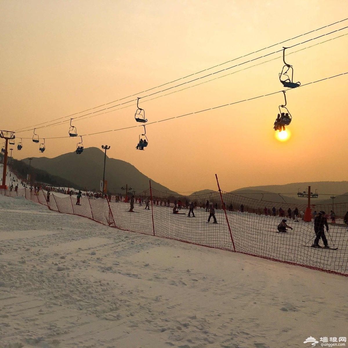 北京滑雪场哪个最好玩?盘点京城滑雪场之最[墙根网]