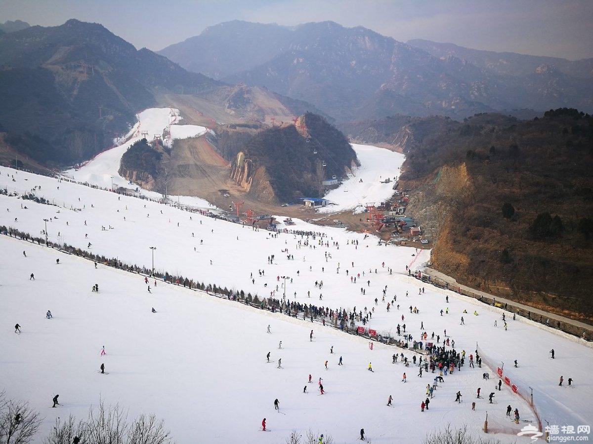 北京滑雪场哪个最好玩?盘点京城滑雪场之最