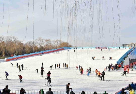 2020第六届北京市属公园冰雪游园会(时间+地点+门票)