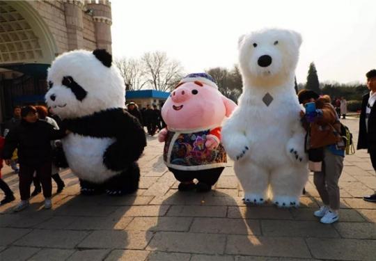 北京世界公園2020新春花燈大拜年游覽攻略(時間+門票+活動內容)