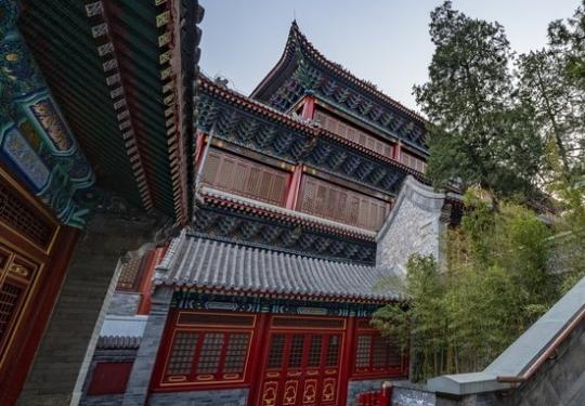 2020北京八大处公园春节祈福庙会时间地点及活动指南