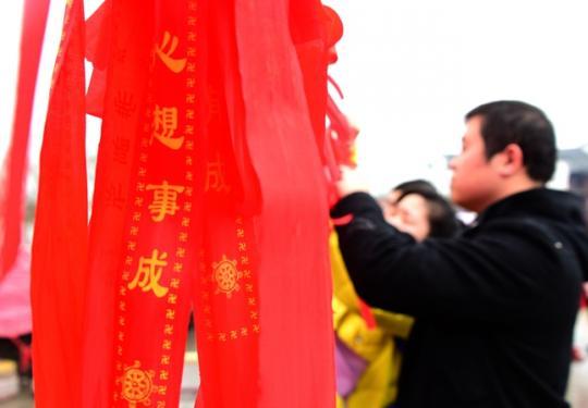 武汉归元寺春节期间暂不开放,网上预订门票将及时退款