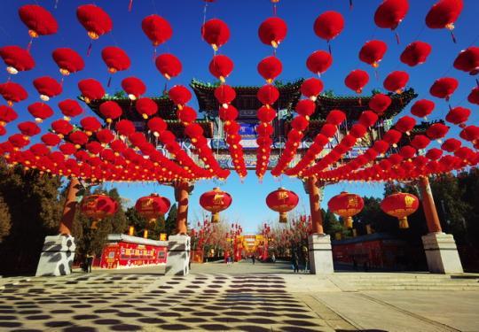 北京地坛、龙潭庙会正月初一开门迎客!历时五天等您来