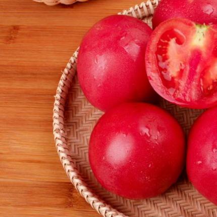 【千千生鮮|米易番茄限量搶購】僅14.9元=5斤搶門市價49.9元米易粉果番茄!亦蔬亦果,皮薄多汁,富含天然維C